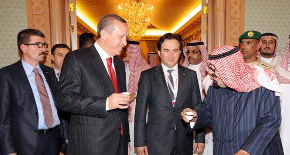 Turkey and Saudi Arabia: Newly Discovered Partners?