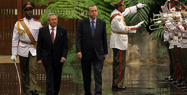 Turkey's Emerging Power Politics in Latin America