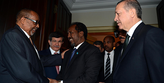 Turkey's Somalia Policy Aims to Ease Regional Tensions