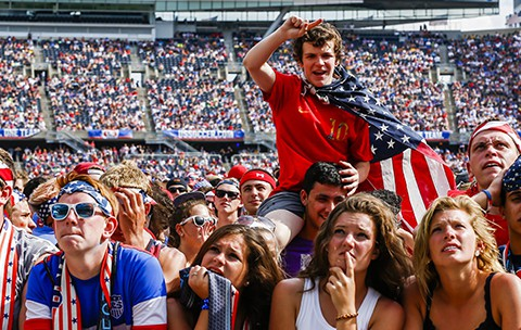 US Discovers the World Through the World Cup