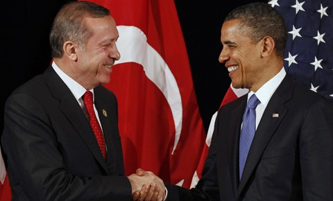 US-Turkey Relations in The AK Party Decade