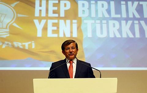 What Davutoğlu Represents
