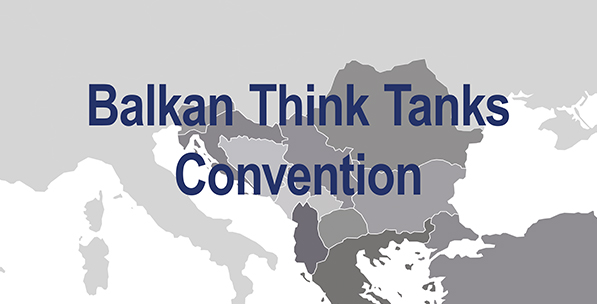 Balkan Think Tanks Convention