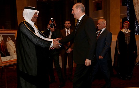 The Middle East Energy Chessboard