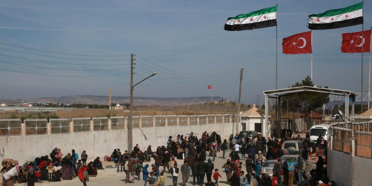 Syrian Crisis and Turkish Politics