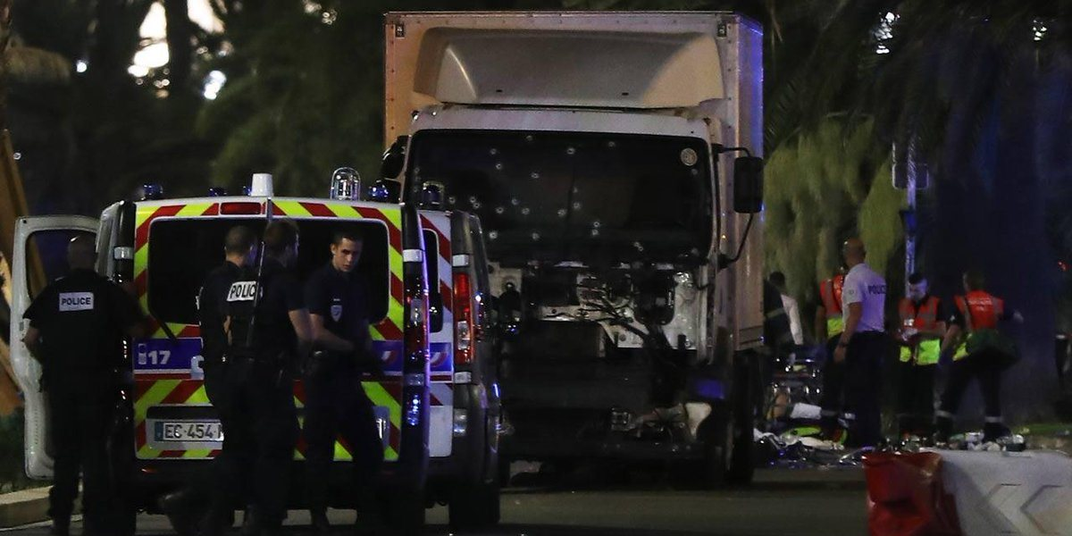 This Time Terror Hits the People of Nice