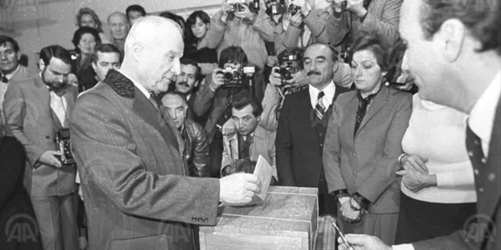 1982 Constitution and the Politics in the Grip of Bureaucratic Tutelage