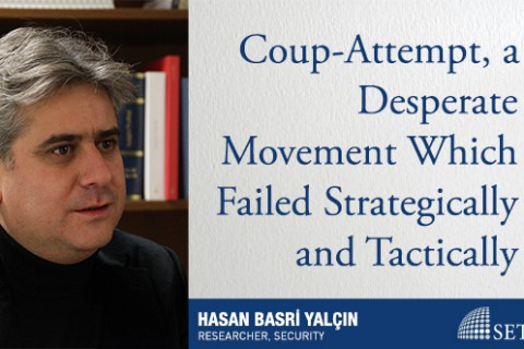 Coup-Attempt, a Desperate Movement Which Failed Strategically and Tactically