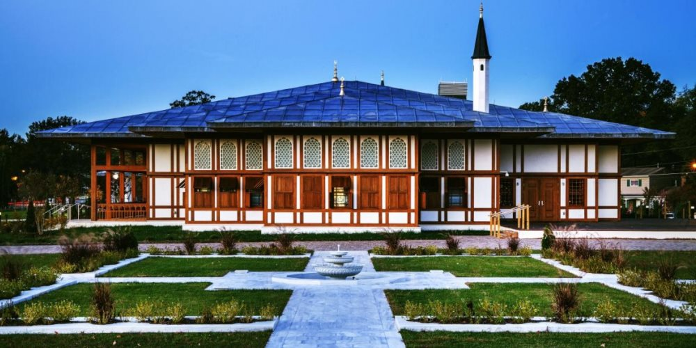 Diyanet Center of America: An Architectural Quest for Identity