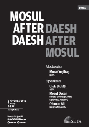 Mosul after Daesh, Daesh after Mosul