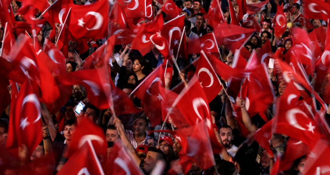 The Triumph of Turkish Unity against the Coup Attempt