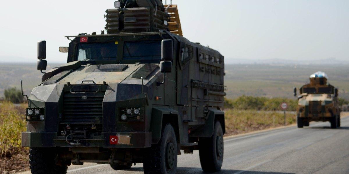 Turkey's Fight against DAESH
