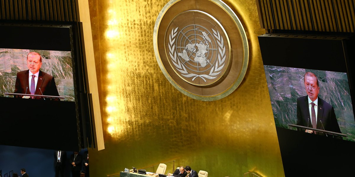 What is happening to the United Nations Order?