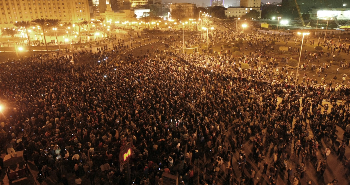 Sisi and the Future of the Egyptian Revolution