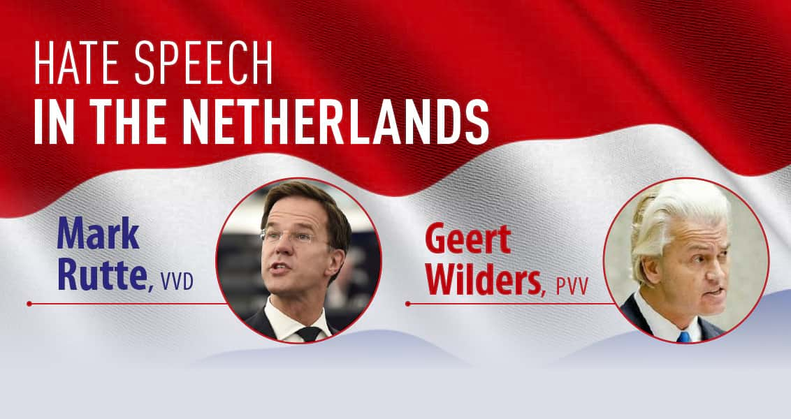 Hate Speech In the Netherlands