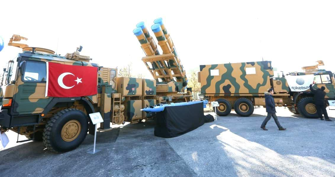 Turkey's Quest for a National Missile Defense System