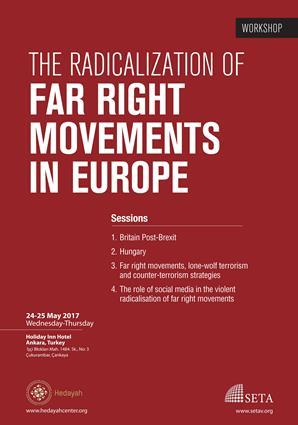 Workshop: The Radicalization of Far Right Movements in Europe