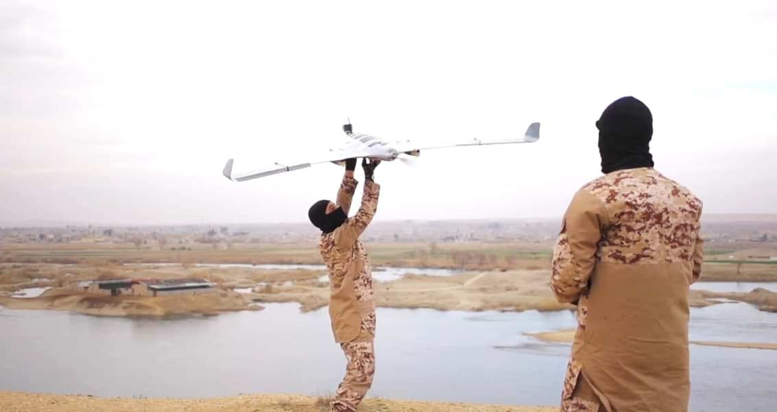 DAESH's Drone Strategy: Technology and the Rise of Innovative Terrorism