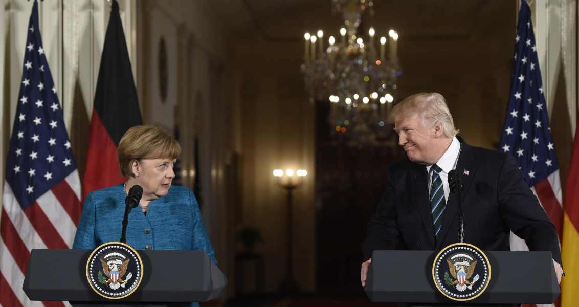 Will Merkel Follow in Trump's Footsteps?