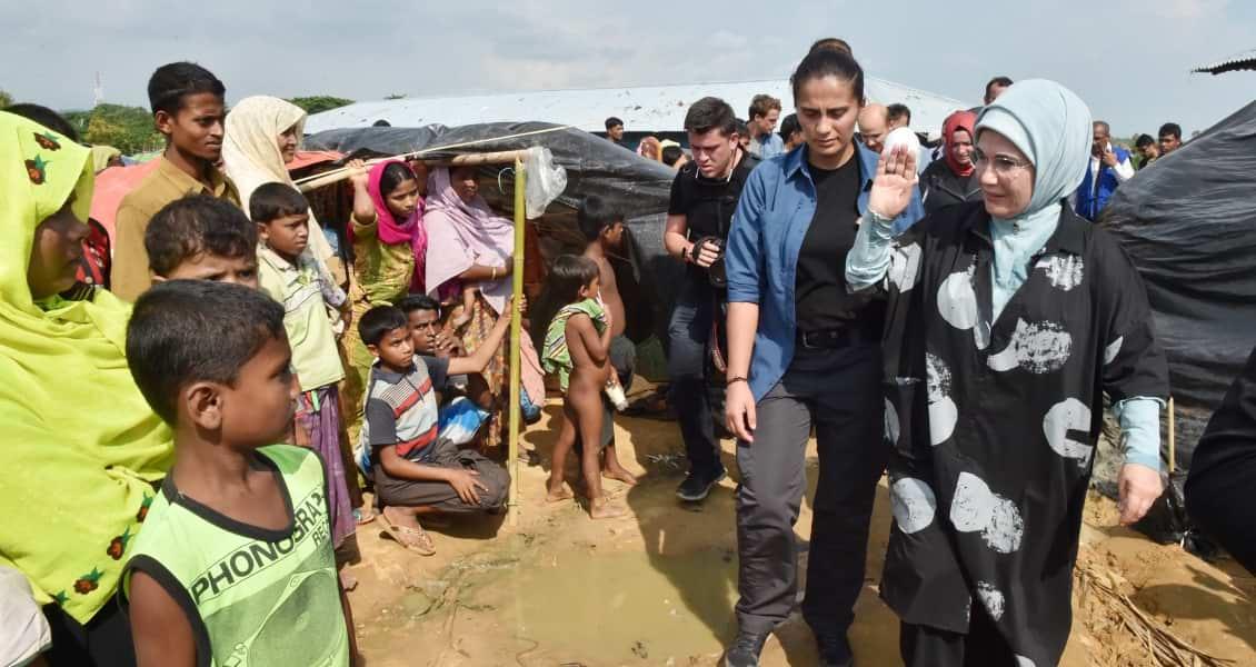 Turkey Leads Global Humanitarian Diplomacy for the Rohingya