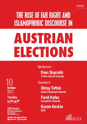 The Rise of Far-Right and Islamophobic Discourses in the Austrian Elections