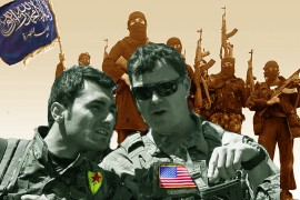 daesh pkk ypg u.s.a relations