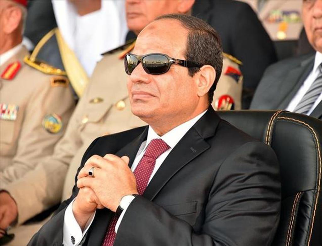 Abdel Fattah el-Sisi President of Egypt