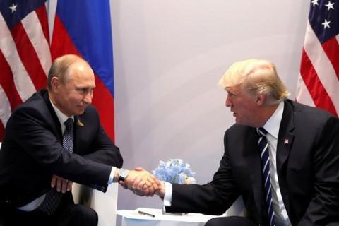 Donald Trump | Vladimir Putin