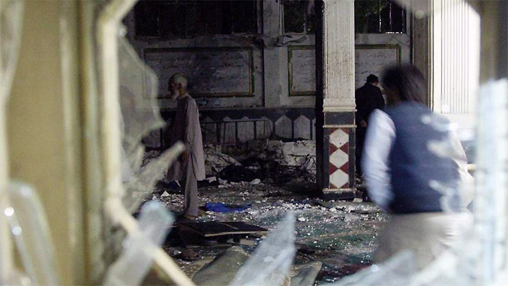 Scene of a suicide bombing in Kabul, Afghanistan, on Dec. 28, the most recent deadly incident demonstrating the urgency for the Islamic world to unite against terrorism.