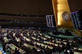 The vote at the U.N. General Assembly