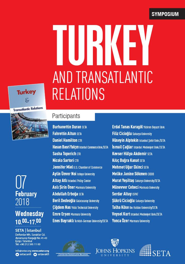 Symposium: Turkey and Transatlantic Relations