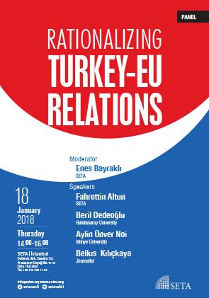 Rationalizing Turkey-EU Relations