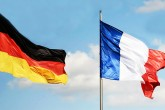 German and France flags
