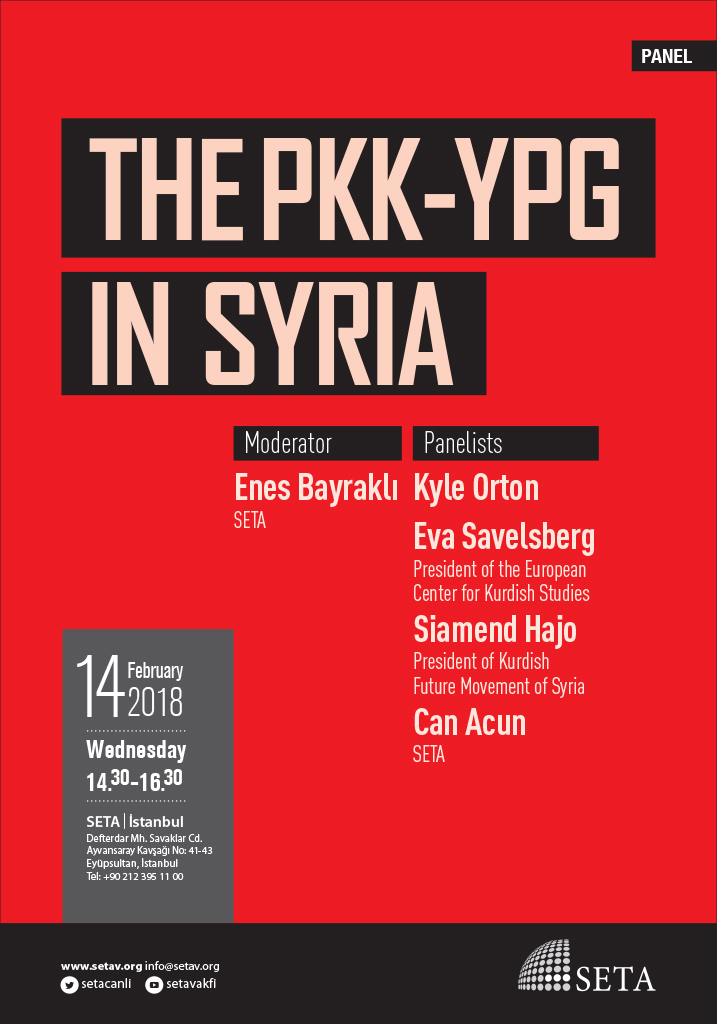 Panel: The PKK-YPG in Syria
