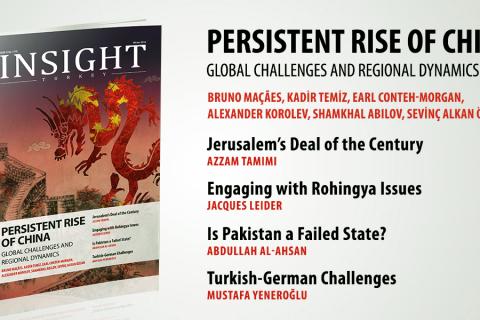 """Persistence Rise of China"" –  Insight Turkey"