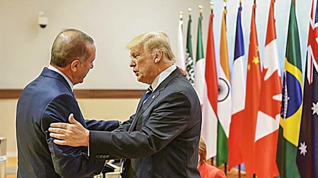 Erdoğan - Trump
