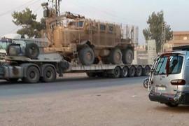U.S. Support for the PKK terrorists