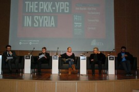 The PKK-YPG in Syria