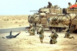 U.S. invasion - Irap