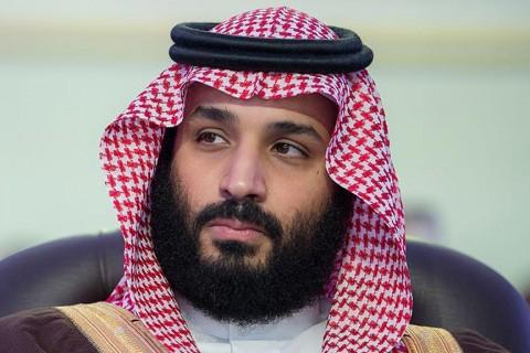 The Crown Prince of Saudi Arabia