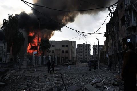 Syria, Eastern Ghouta