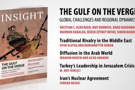 """""""The Gulf on Verge: Ambitions, Crisis and Shattering Order"""" the Latest Issue of Insight Turkey Is Published"""