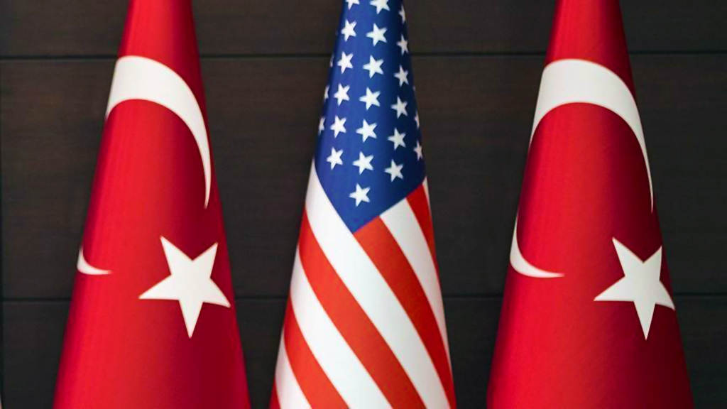 Turkish American relations