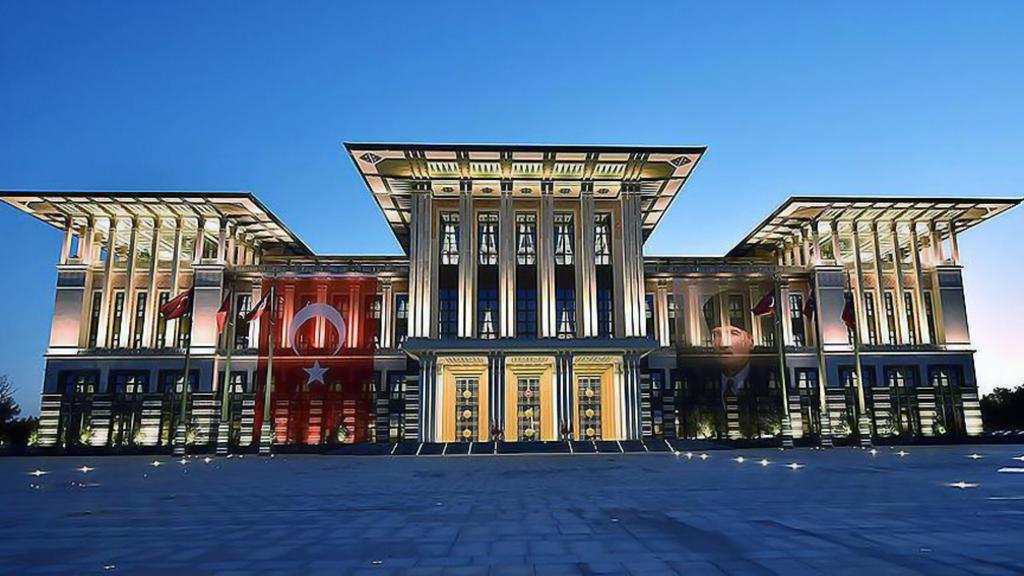 Turkey's Presidential Complex