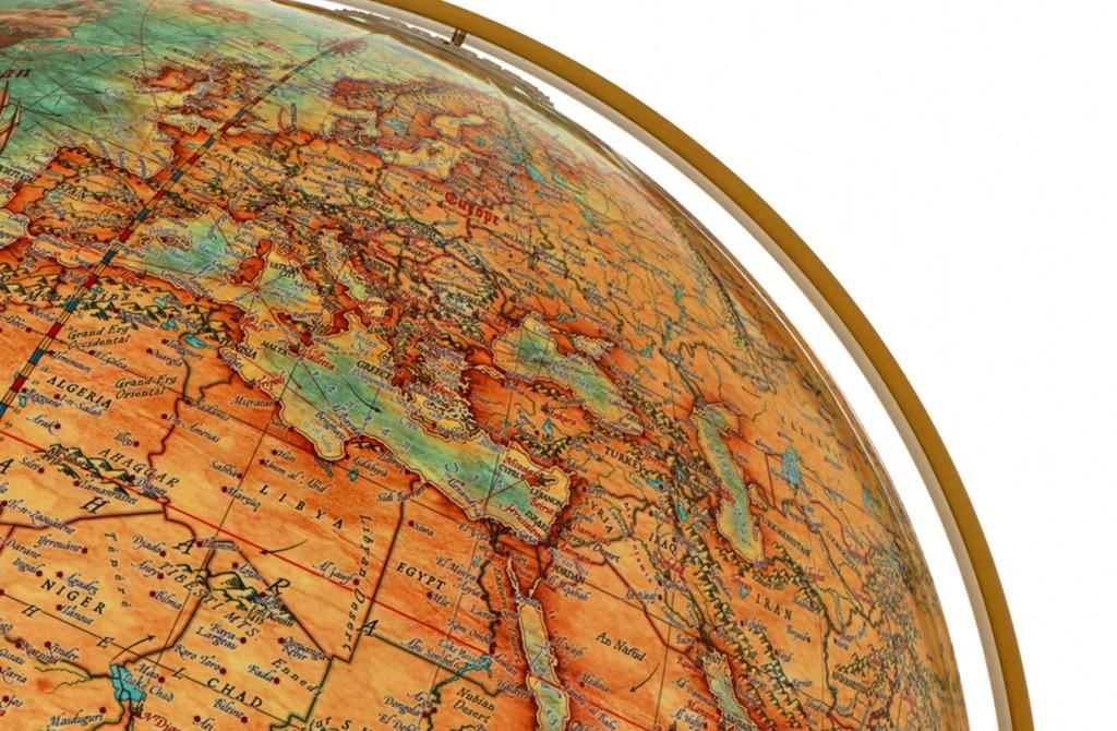 Turkey Globus
