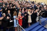 ABD'nin Tel Aviv'deki büyükelçiliği düzenlenen törenle iş