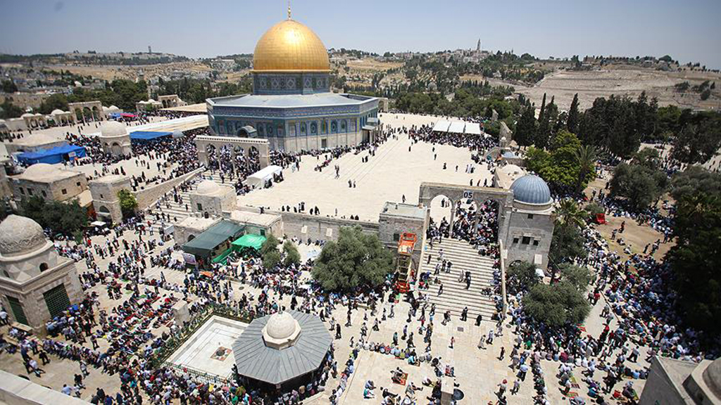 Don't cry for Al-Quds, take a stand for justice | | SETA