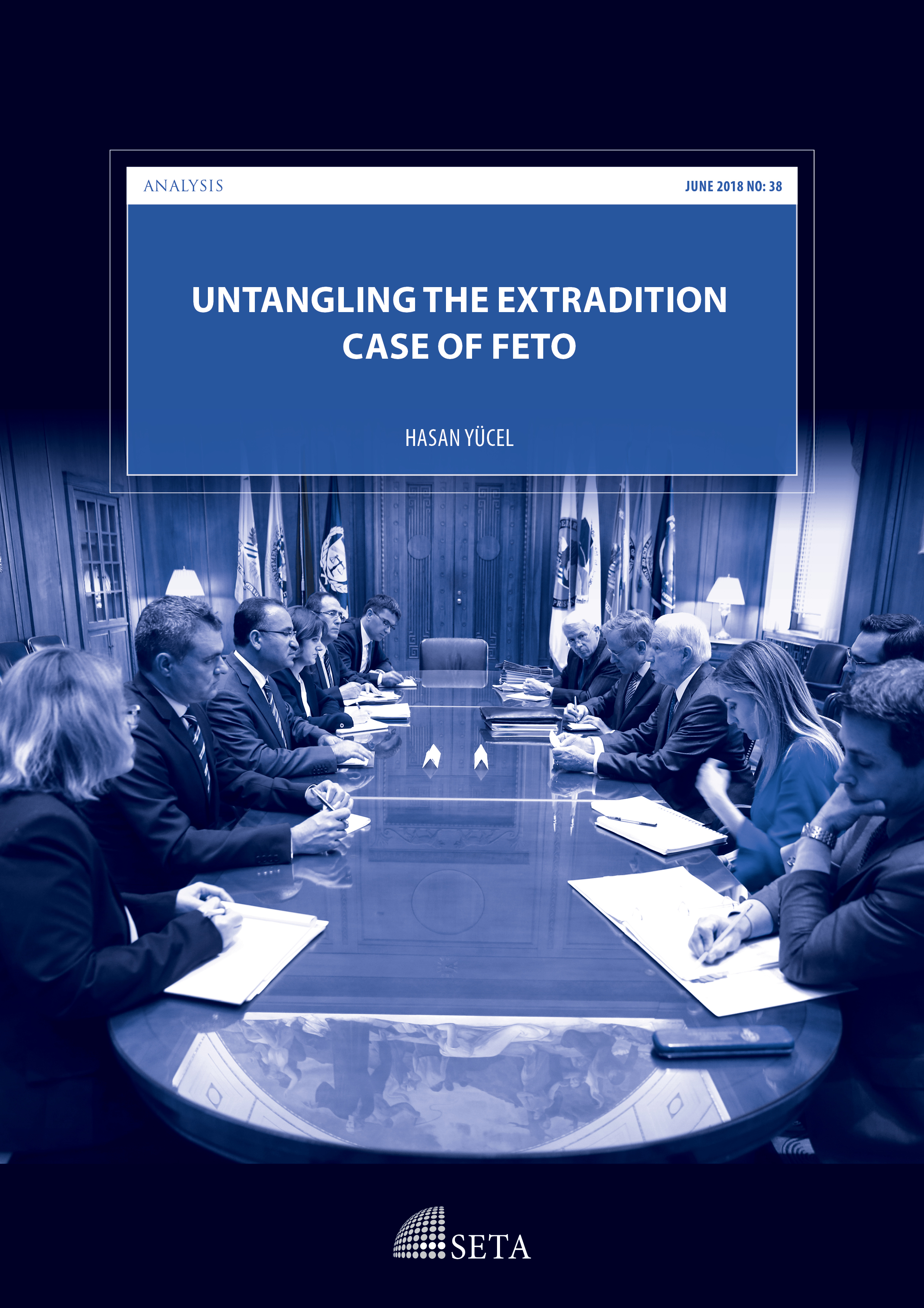 Untangling The Extradition Case of FETO