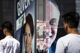 Election candidates