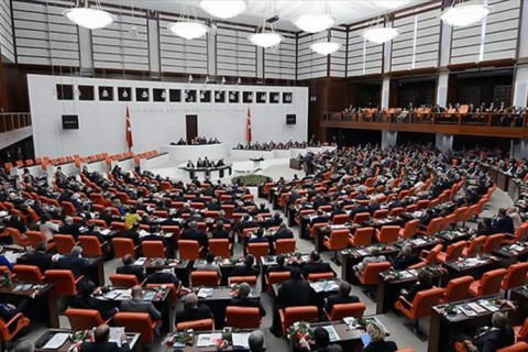 Turkish Parlement